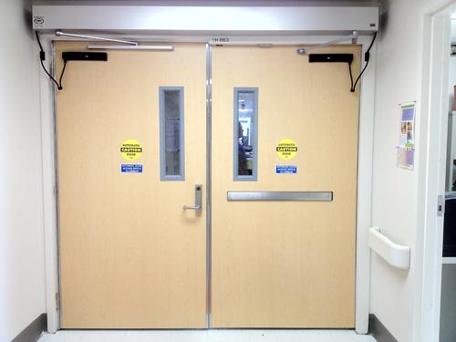 Formula installation co llc commercial door